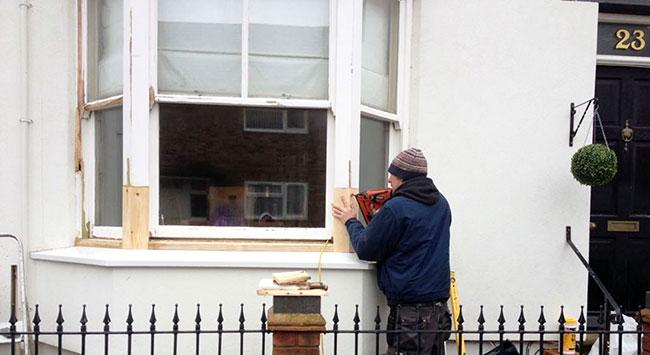 Repairing Rotten Window Frames   Sash Window Specialist