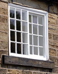 Horizontal Sliding Sash - Yorkshire Sash Window.