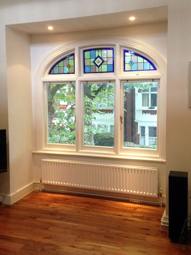 Casement Window.