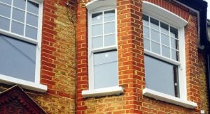 Double Glazed Queen Ann Sash Window in Reading, Berkshire.