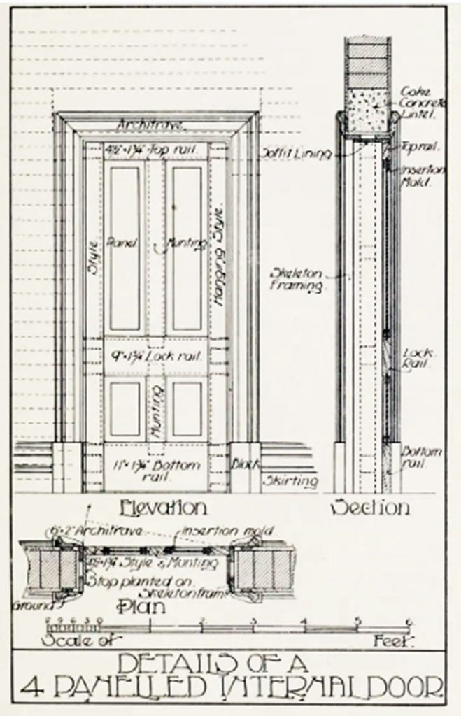 Sash Window Drawings And Profiles 3
