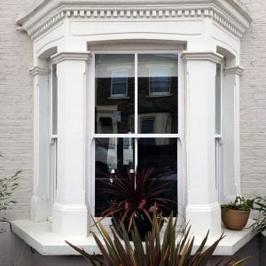 Sash Window Specialist - Victorian sash window