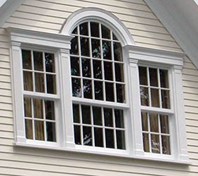 palladian sash window