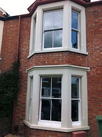 Reinstate double hung sashes after window conversion. | Sash Window Specialist Sussex & South East UK