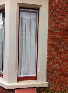 Reinstate Timber Sash Window.