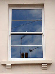 1 over 1 Regency Terrace Sliding Sash Window.