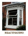 Sash Window Specialist London & Berkshire - Reinstate & Reactivate Wood Sash Windows.