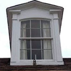 Victorian Dormer Sash Window.