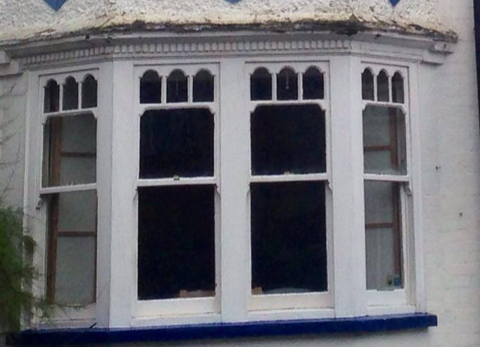 Double Glazing Bay Windows - Harrow North West London - Sash Window Specialist Berkshire & London