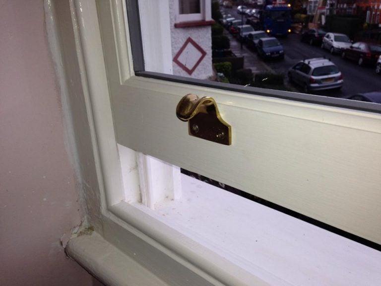 Repaired & Double Glazed Bay Window - Harrow North West London - Sash Window Specialist Berkshire & London