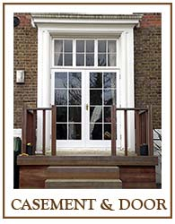 Wood Casement Windows & Heritage Doors