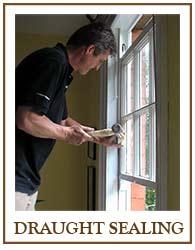Draught Proofing & Restoring Timber Sash Windows