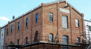 Sash Window Repair & Draft Seal at Katanning Mill Restoration WA