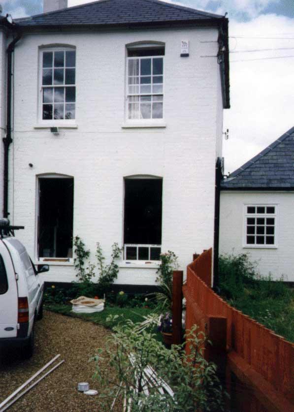 Sash Window Recondition & Repair in Ascot Berkshire