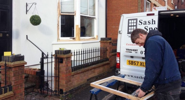 Tim Errington - Sash Windows Midlands | Glazing Upgrade