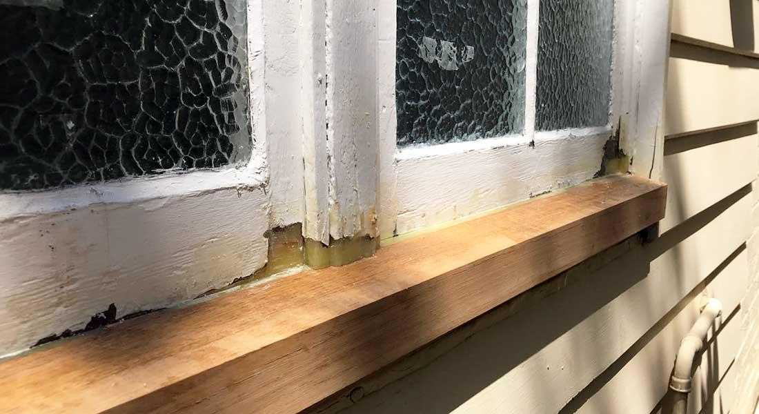 Timber Window Repair & Upgrade. Sydney NSW