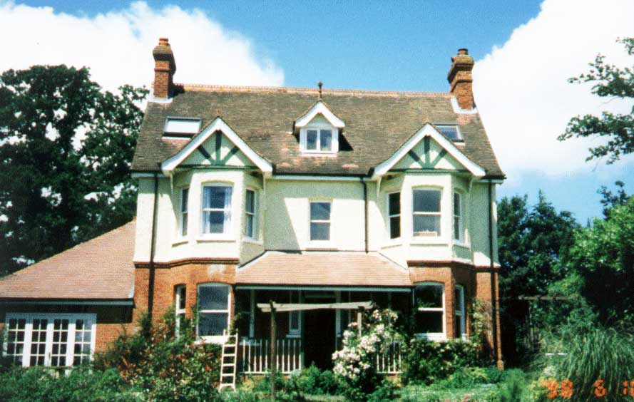 Sash Window Specialist Berkshire