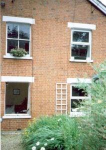 Wokingham Berkshire   Timber Sash Window Draught Sealing & Restoration