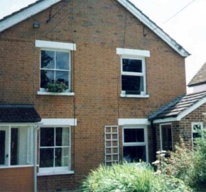 Wokingham Berkshire | Timber Sash Window Draught Sealing & Restoration