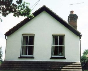 Wokingham Berkshire | Bay Sash Window Draught Sealing & Restoration