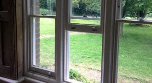 Venetian Sash Window