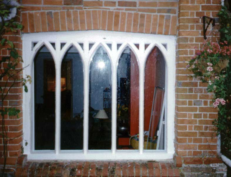 Andover Hampshire | Rotten Window Repair