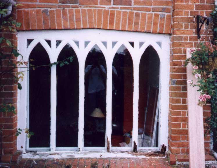 Sash Window Specialist Andover Repair Rotten Window