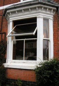 Reinstate / reactivate sash window.