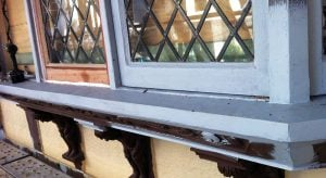 Period Casement Windows | London Court Perth WA. Window Repair.