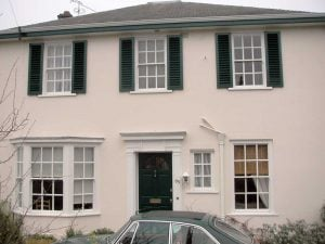 Leamington Spa Warwickshire UK | Double Glazed Sash Windows
