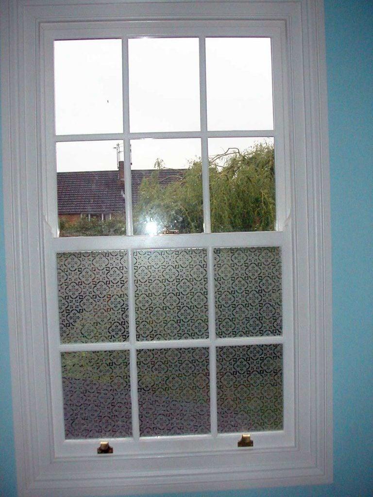 Leamington Spa Warwickshire UK | Double Glazed Sash Windows - interior