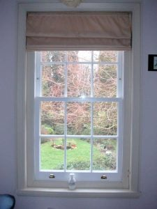 Leamington Spa Warwickshire UK | Double Glazed Sash Windows - interior