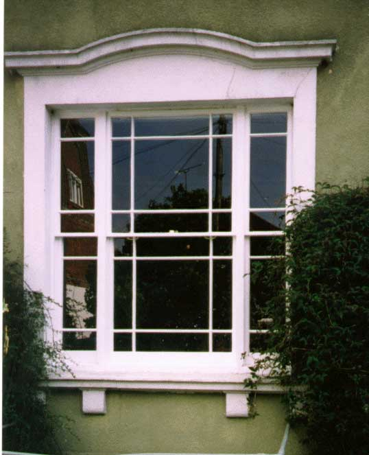 Reading Berkshire UK | Reinstate / Reactivate Timber Sash Windows