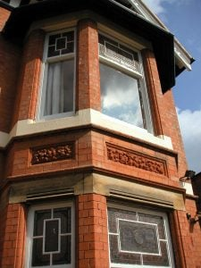 Solihull, West Midlands sash window renovation.