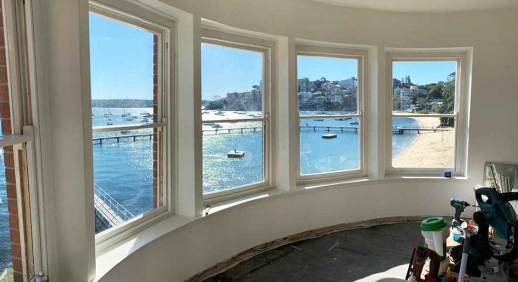 Eastern Suburbs Sydney, Nsw. Draught Proof Sash Window