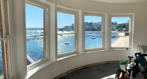 Sydney seal a sash. Draught Proofed Window