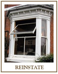 Reinstate double hung timber sash windows | sash Window Specialist | UK & AU