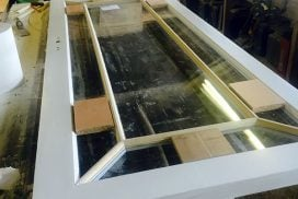 bespoke French windows / french doors   double glazing & draught seal