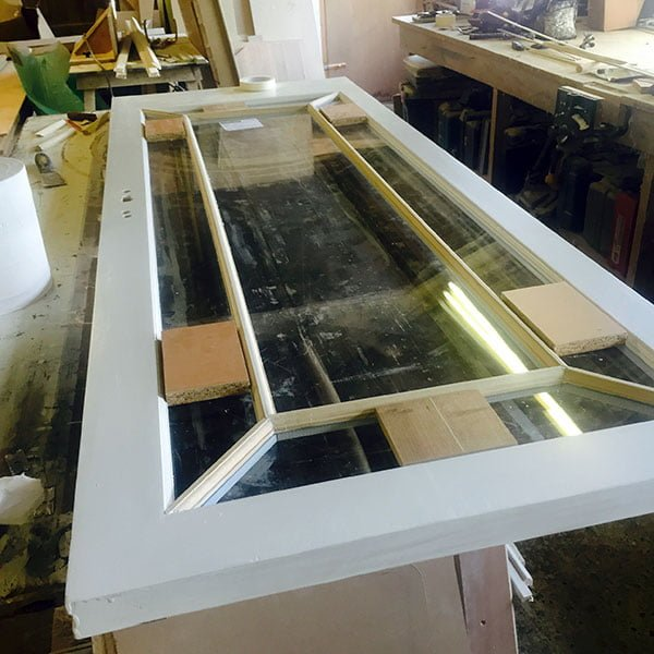 bespoke French windows / french doors | double glazing & draught seal