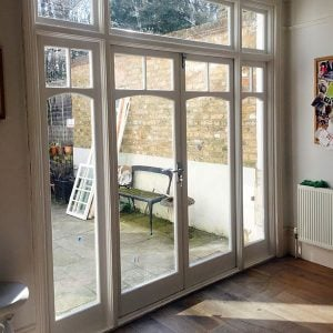 Bespoke French Doors | muswell hill, london | Sash Window Specialist