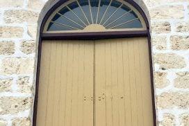 commercial window & door restoration projects.