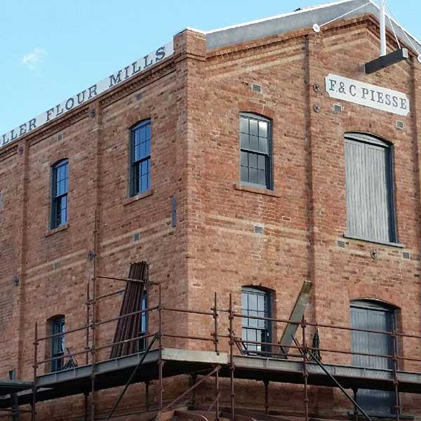 commercial window & door restoration | kattaning mill WA