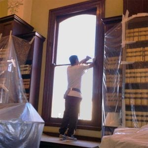 commercial window & door restoration | parliament house perth wa