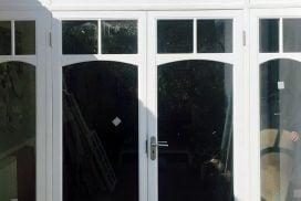 Bespoke Period French Window / Doors | Doublr Glazed Patio Door| Muswell Hill, London | Sash Window Specialist Berks, London & South