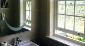Double Glazed Bathroom Sash Window | Sash Window Specialist London & Berks