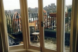 Double Glazed French Windows | Doors | Muswell Hill, London | Sash Window Specialist London & Berks