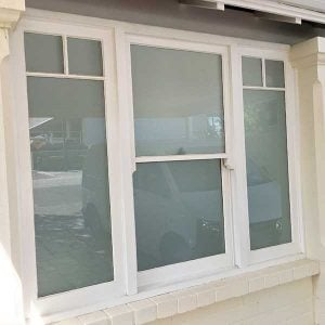 Sash Windows | Laminate glass,