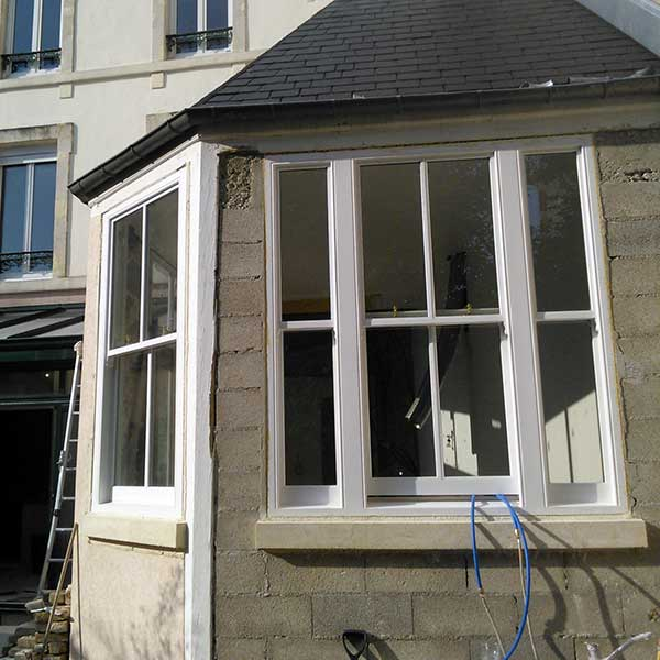 New Timber Sash Windows | Venetian Style | Sash Window Specialist Manchester & North West