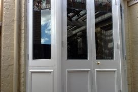 Period windows & doors.