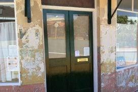 Period shop front restoration of windows & doors
